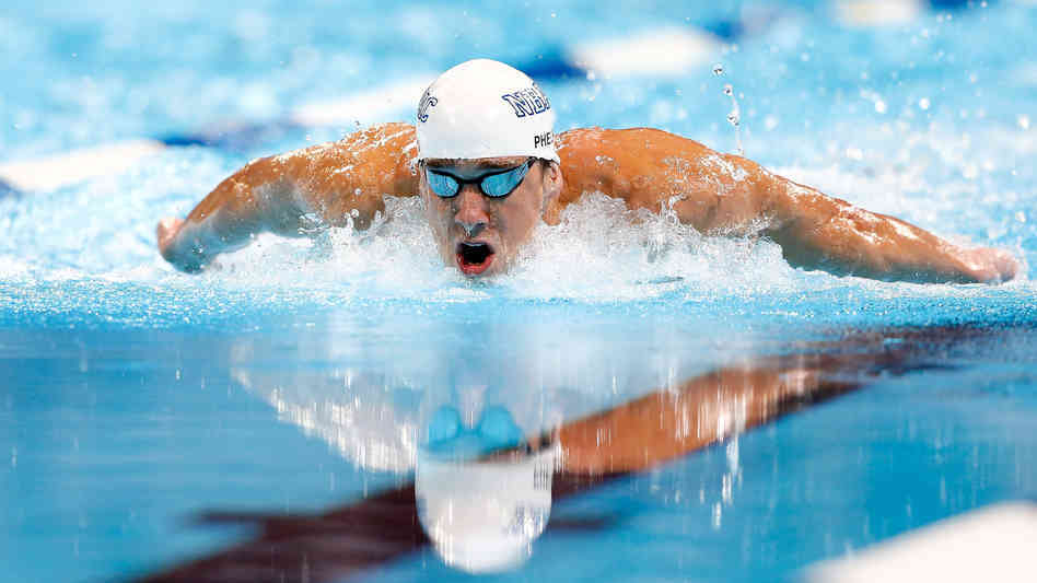 Ejercicio mental de visualización aplicable en natación