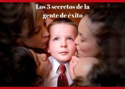 LOS 3 SECRETOS DEL ÉXITO